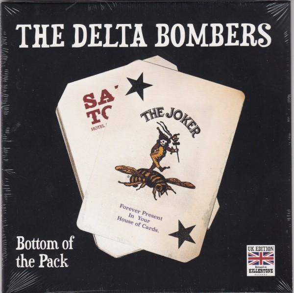 """DELTA BOMBERS - Bottom Of The Pack 7"""" ltd."""