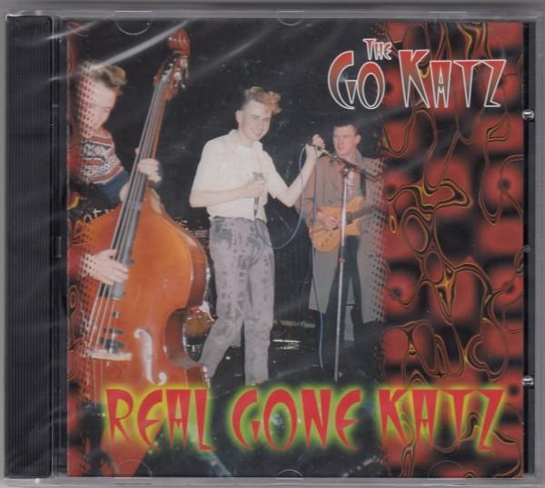 GO KATZ - Real Gone Katz CD