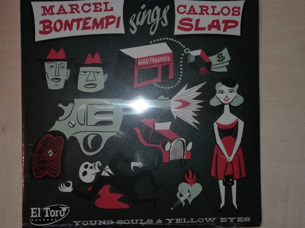 "MARCEL BONTEMPI sings CARLOS SLAP 7"""