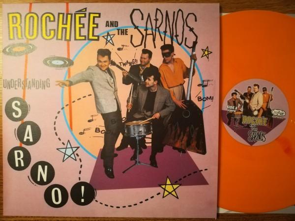 ROCHEE AND THE SARNOS - Understanding Sarno LP orange ltd.
