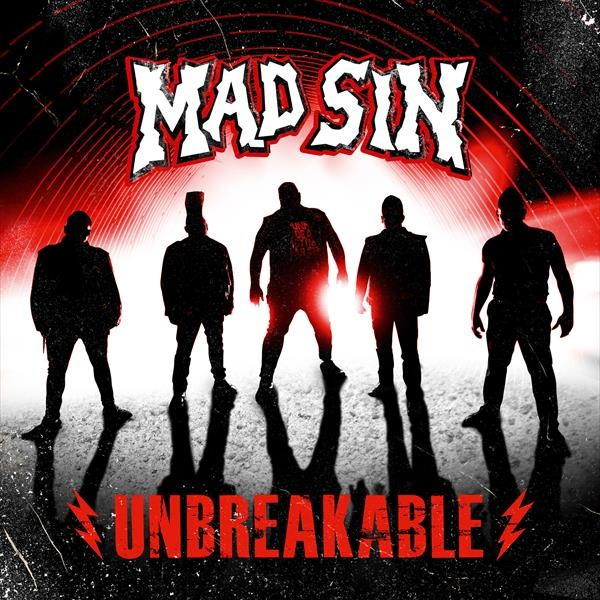 MAD SIN - Unbreakable CD