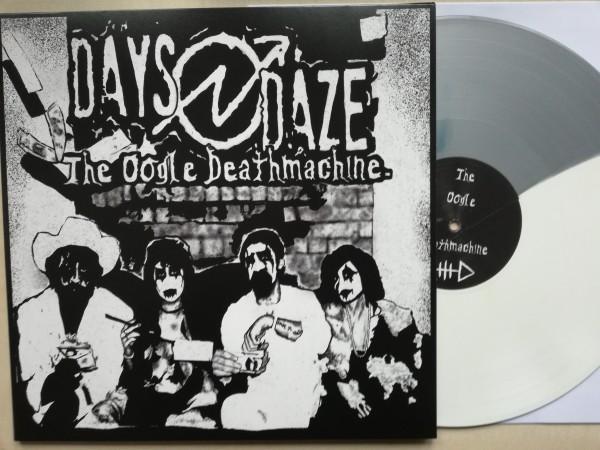 DAYS N' DAZE - The Oogle Deathmachine LP ltd.