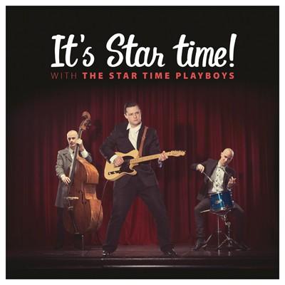 "STAR TIME PLAYBOYS - It's Star Time! 10""LP ltd."