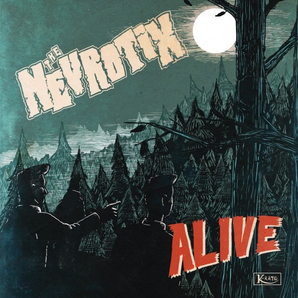 NEVROTIX - Alive LP ltd. green