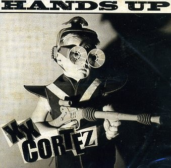 XX CORTEZ - Hands Up CD