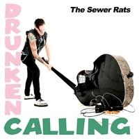 SEWER RATS - Drunken Calling LP