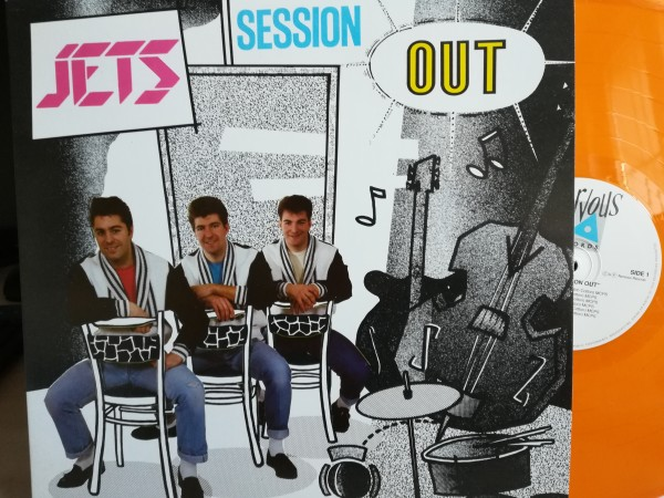 JETS - Session Out LP