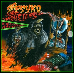 SIR PSYKO AND HIS MONSTERS - Reaperstale LP