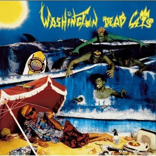 WASHINGTON DEAD CATS - Gore A Billy Boogie LP