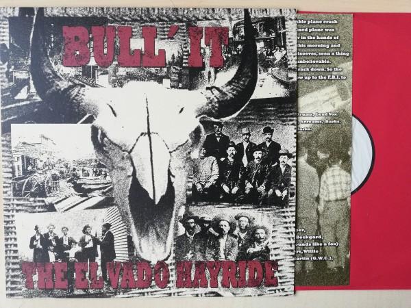 BULL' IT - The El Vado Hayride LP ltd. test pressing