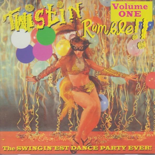 V.A. - Twistin Rumble Vol.1 CD