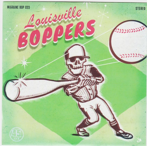 """LOUISVILLE BOPPERS - Meanest Thing 7"""" ltd."""
