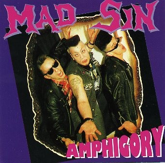 MAD SIN - Amphigory CD