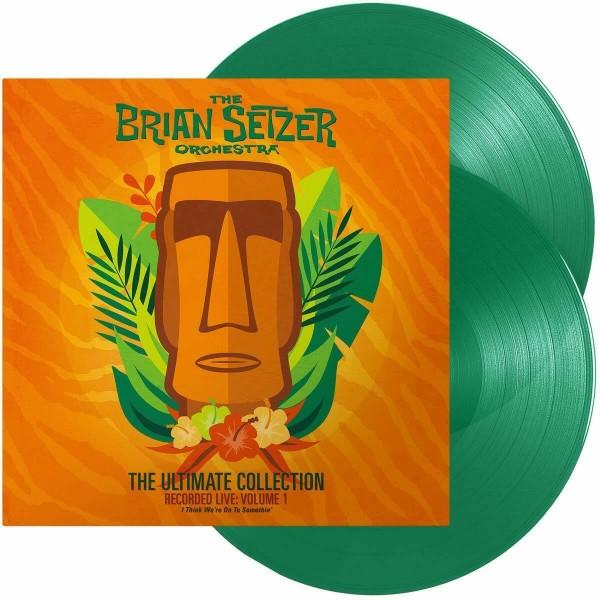 BRIAN SETZER ORCHESTRA - The Ultimate Collection Vol.1 2xLP