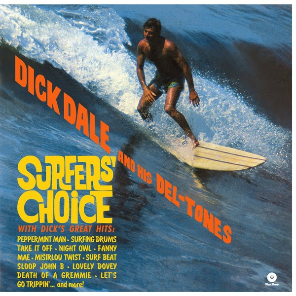 DALE, DICK - Surfers Choice LP