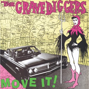 GRAVEDIGGERS - Move It! LP