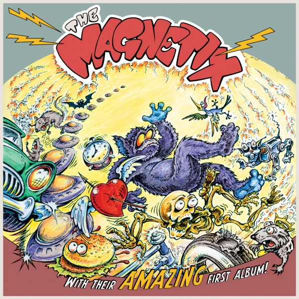 MAGNETIX - With Their Amazing First Album CD