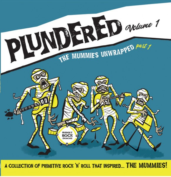 V.A. - Plundered Vol.1 LP