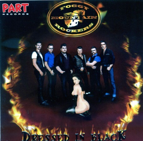 FOGGY MOUNTAIN ROCKERS - Dressed In Black CD