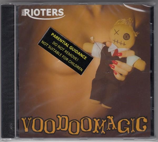 RIOTERS - Voodoomagic CD