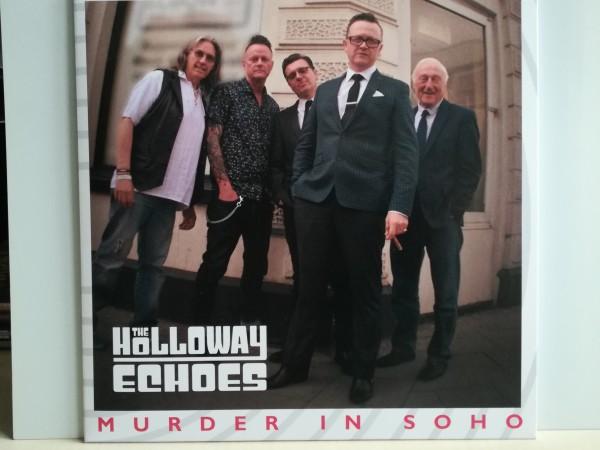 "HOLLOWAY ECHOES - Murder In Soho 10""LP"