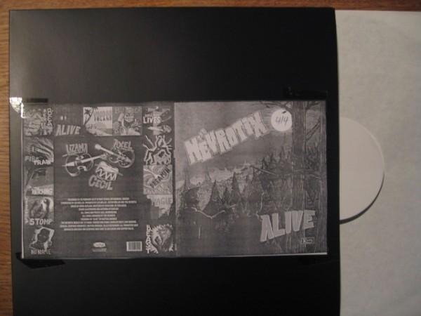 NEVROTIX - Alive 2 x LP test pressing