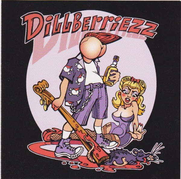 DILLBERRIEZZ - Same CD