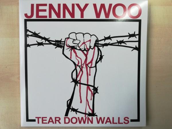 JENNY WOO - Tear Down Walls 2LP + DVD