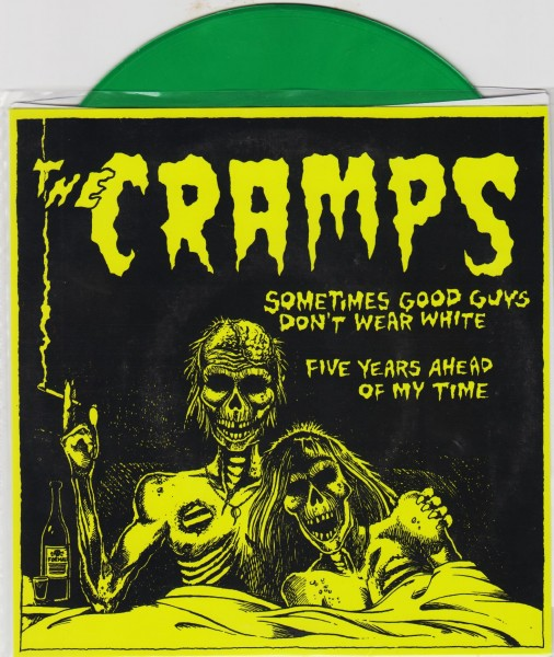 "CRAMPS - Sometimes Good Guys...7"" ltd."