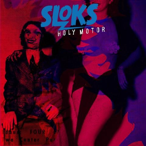 SLOKS - Holy Motor LP + CD