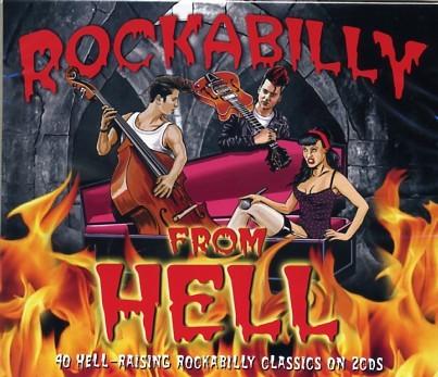 V.A. - Rockabilly From Hell 2CD