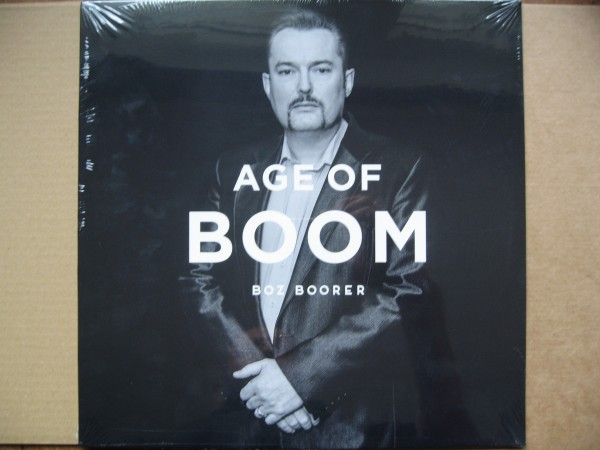 BOZ BOORER - Age Of Boom LP