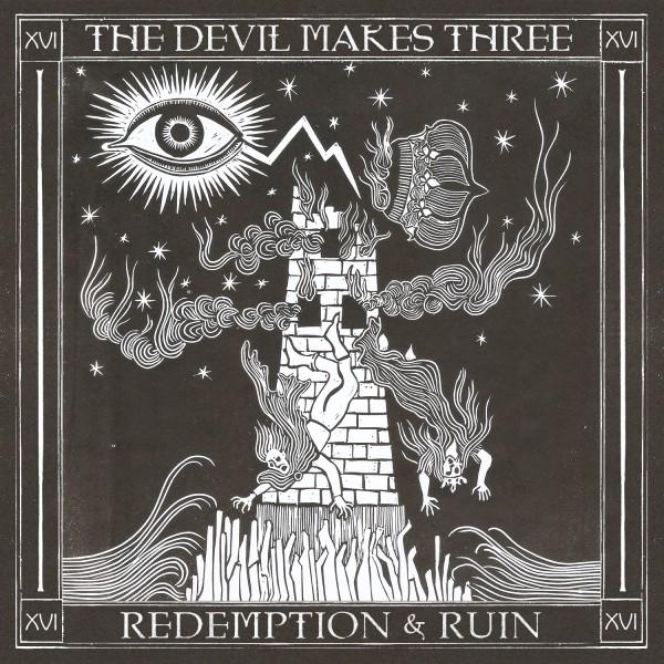 DEVIL MAKES THREE - Redemption And Ruin LP