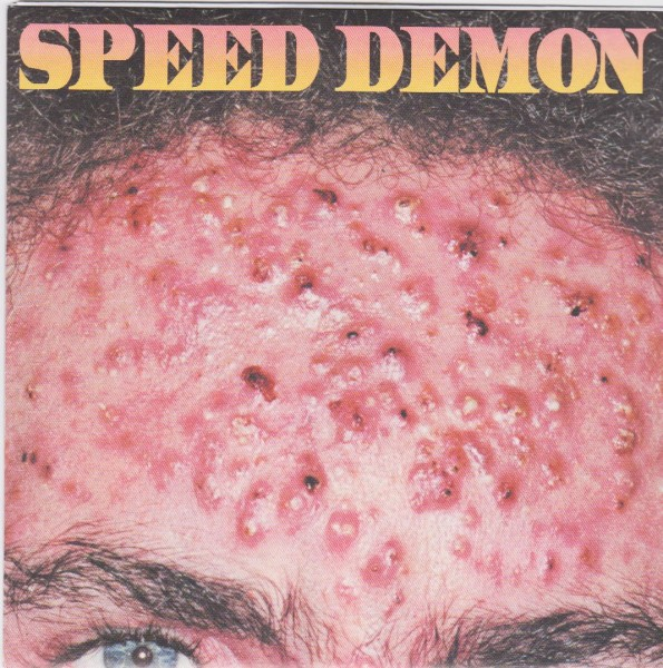 JELLO BIAFRA - Speed Demon 7""