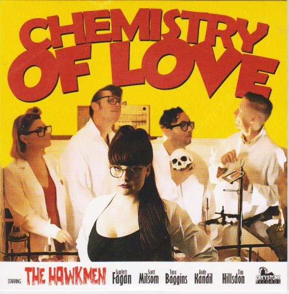"HAWKMEN - Chemistry of Love 7"""