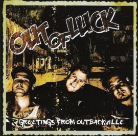 OUT OF LUCK - Greetings From Outbackville CD