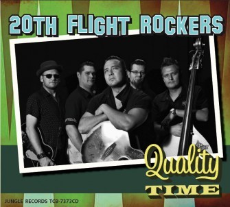 20TH FLIGHT ROCKERS - Quality Time CD