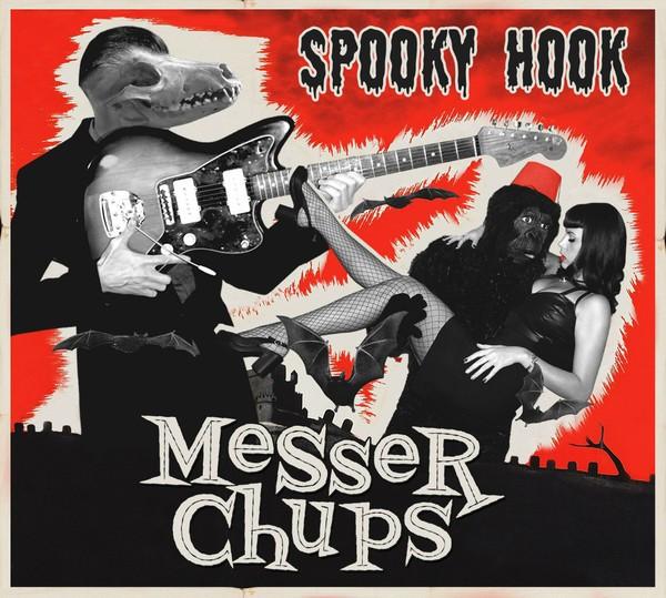 MESSER CHUPS - Spooky Hook LP