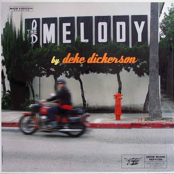 DEKE DICKERSON - The Melody LP