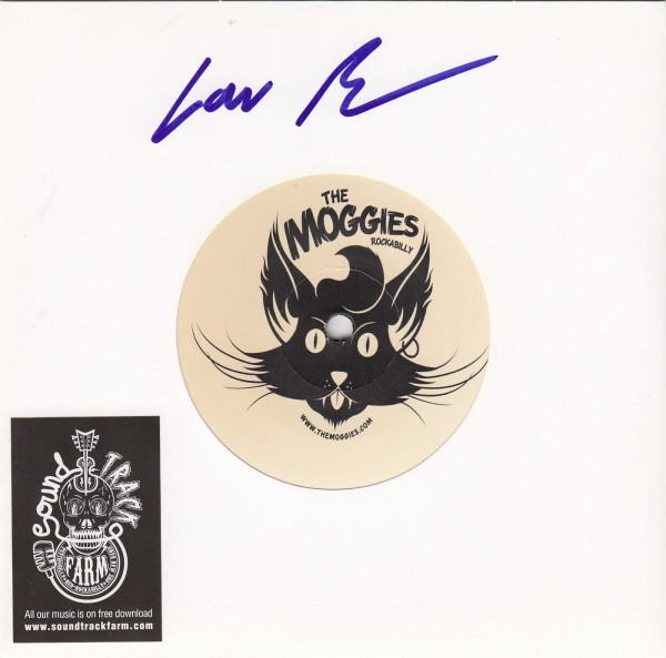 """V.A. - Low Ranger / The Moggies 7""""EP"""