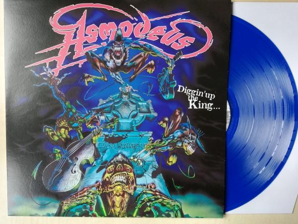 ASMODEUS - Diggin' Up The King 2 x LP