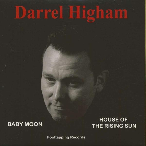 "HIGHAM, DARREL - Baby Moon 7"""
