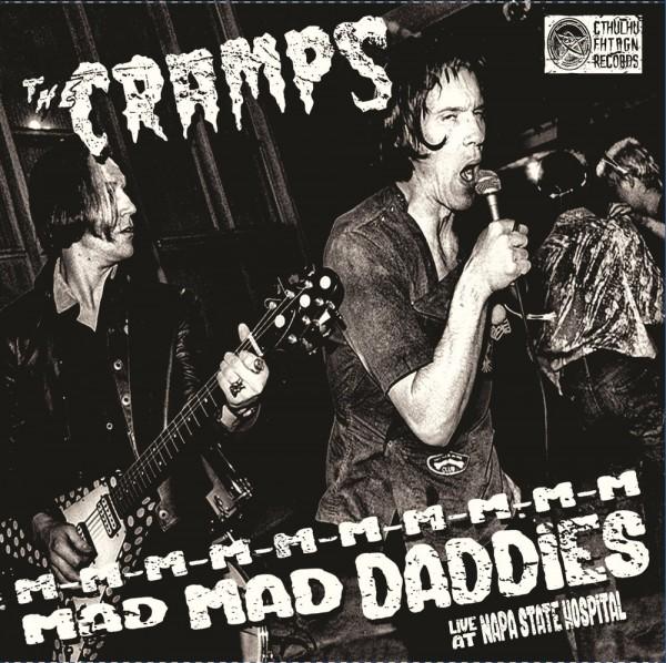 CRAMPS - Mad Mad Daddies LP ltd.