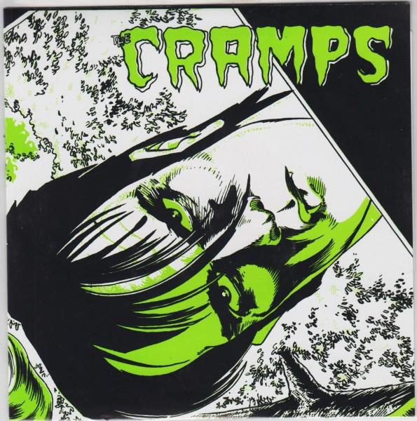 "CRAMPS - Voodoo Idol 7""EP ltd."