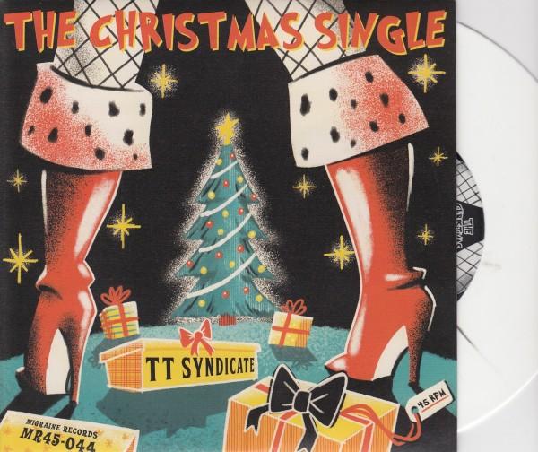 "TT SYNDICATE - The Christmas Single 7"" ltd."