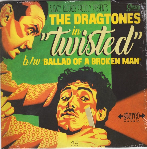 "DRAGTONES - Twisted 7""EP"