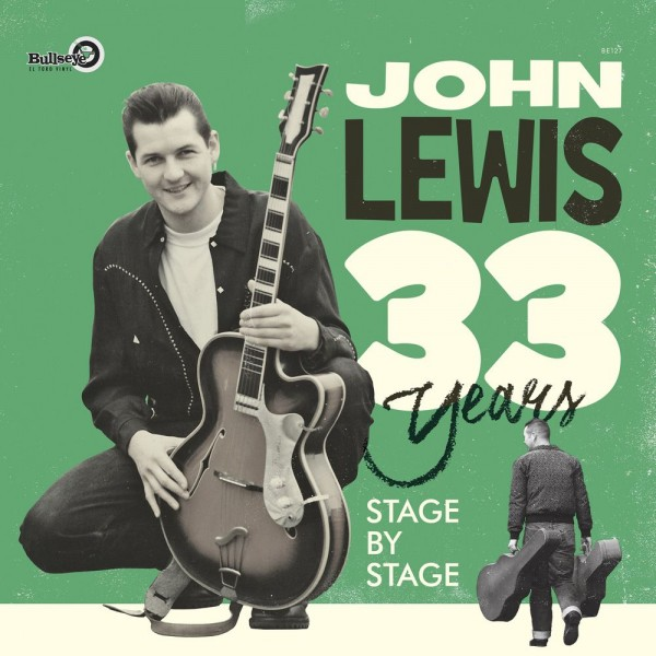JOHN LEWIS - 33 years Double LP