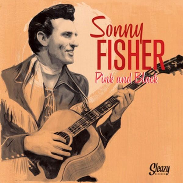 "SONNY FISHER - Pink And Black 10""LP"