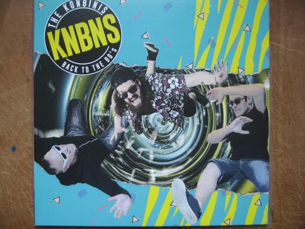 KONBINIS - Back To The 90's LP ltd.