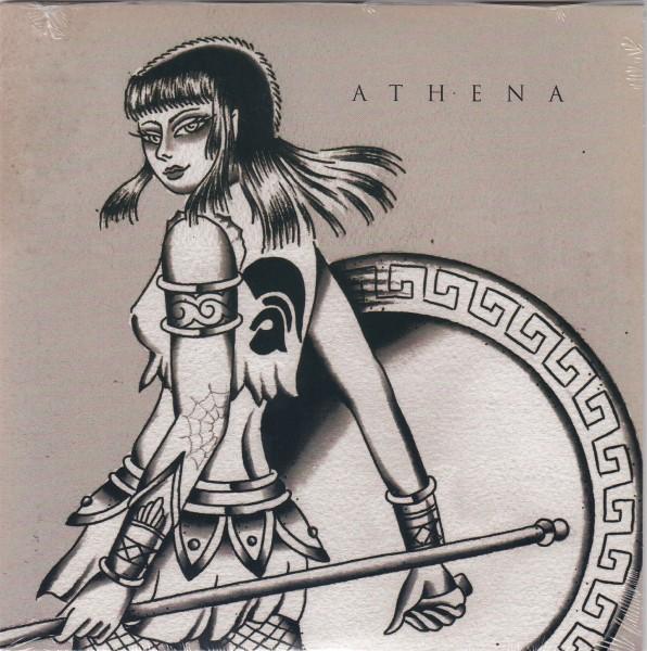 "JENNY WOO - Athena Project 7""EP"